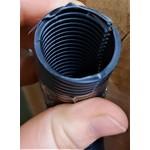 "LaVanture Products 1 1/4"" Wire Cover Split Loom"