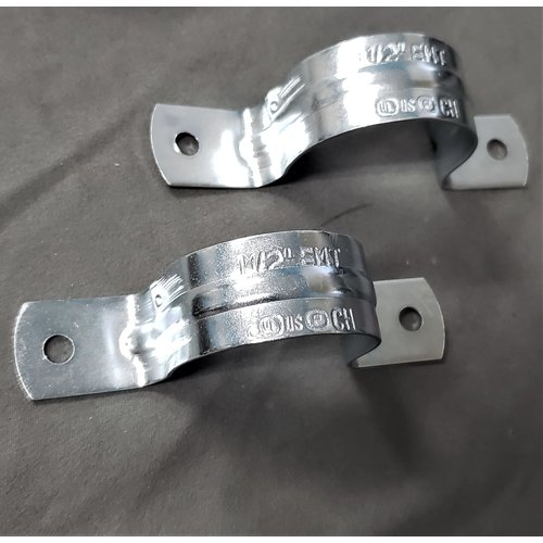 """Breeze 1.5"""" Strap Clamp 2 Pack"""