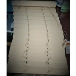 """Unbranded 2"""" Faux Wood Blinds 16 x 32"""