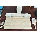 """Unbranded 2"""" Faux Wood Blinds 16 x 45"""