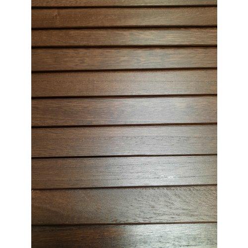 "2"" Faux Wood Blinds 38 x 24"