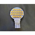 Various 921 Flat 24 Warm White LED Bulb
