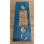 Entry Door Strike Plate
