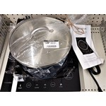 Greystone Graystone  RV Induction Cooktop w/skillet 120v
