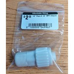 """1/2"""" Flare X 1/2"""" MPT Adapter"""