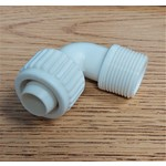 """3/4"""" Flare X 3/4"""" MPT Elbow Adapter"""
