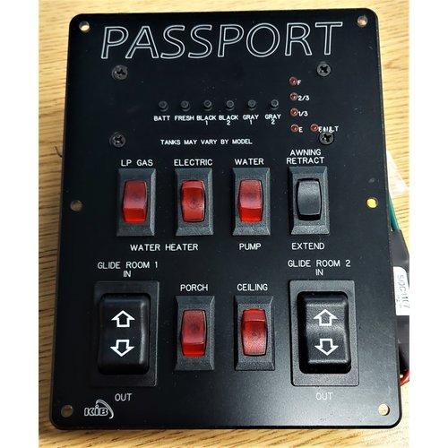 KIB Electronics Convenience Center Passport