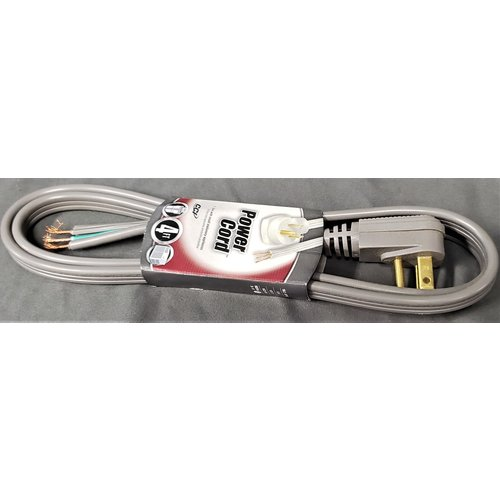 Unbranded Water Heater 4' Power Cord