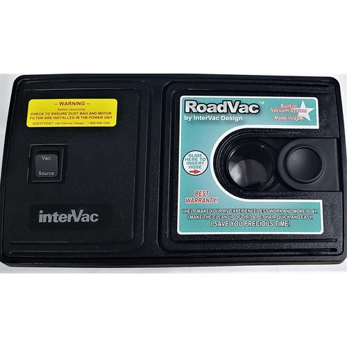 InterVac Central Vacuum Motor