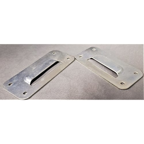 AP Products Wall Plate Bracket Pair