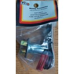 12V Tail Light Bulb Socket