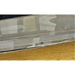 Skylight Plate Clear 14.5 x 30.5