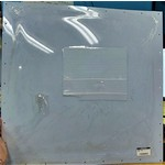 Skylight Plate White 25 5/8 x 25 5/8