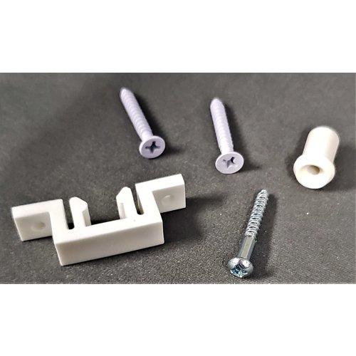 JR Products Door Folding Latch & Strike
