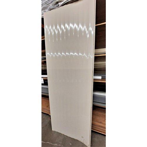 "Unbranded Sheet Metal Siding 8' x 35"""