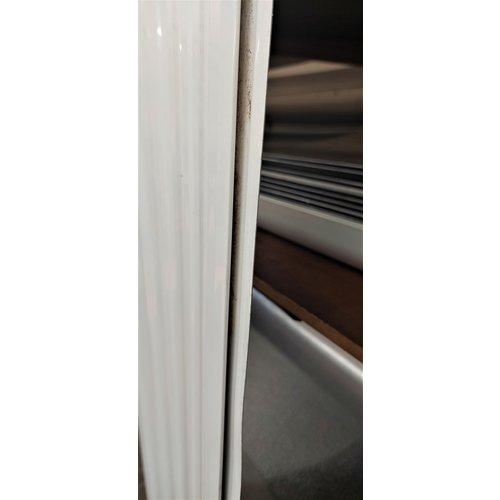 "Unbranded Sheet Metal Siding 8' x 16"""
