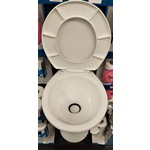 Dometic Toilet Dometic 310 White without Hand Spray