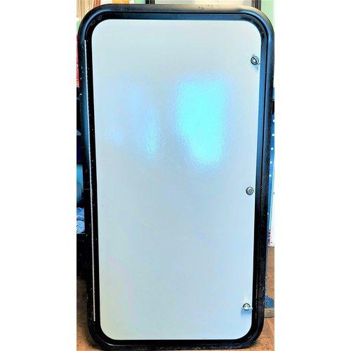 Unbranded Baggage Door 42 x 22 WHT/BLK
