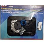 Fresh Water City Gravity Inlet Black