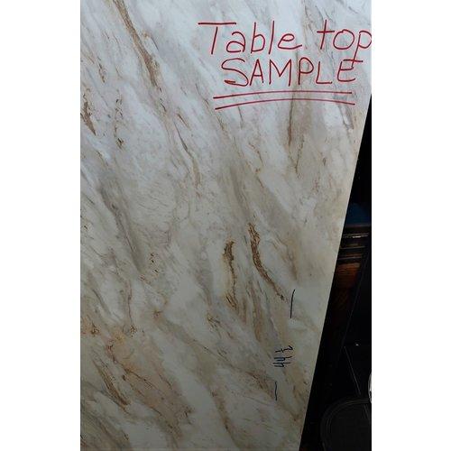 Custom Dinette Small Table