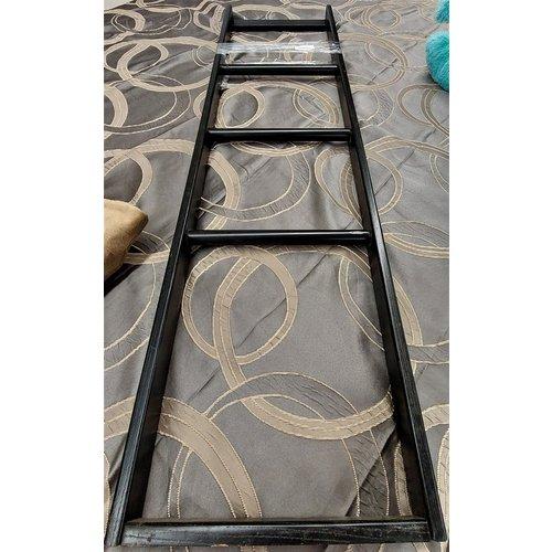Various Bunk Ladder Wood Black