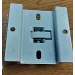 Dometic Awning Bracket Clip Bottom Dometic White