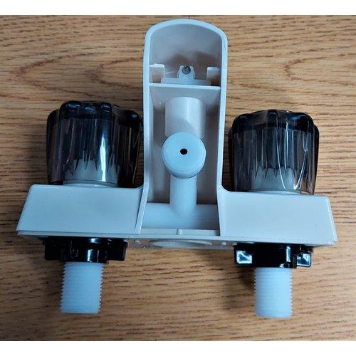 Unbranded Faucet Tub/Shower Parchment