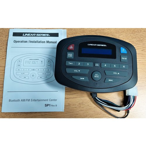 Magnadyne Stereo Magnadyne SP3