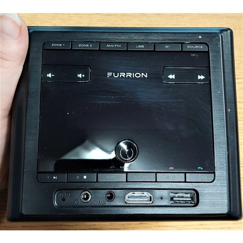 Furrion Stereo Bluetooth Furrion DV7200 w/remote