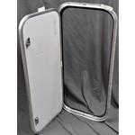 Baggage Door 30 X 14 WHT/MIL TX