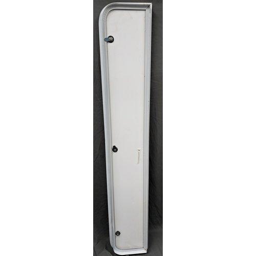 Baggage Door 60 x 9.5 WHT/WHT