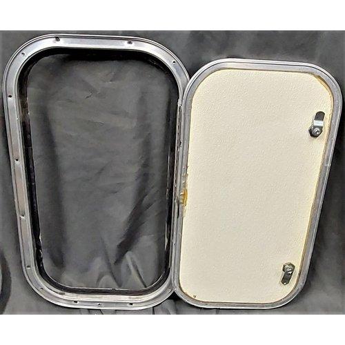 Unbranded Baggage Door 20 x 11 WHT/MIL
