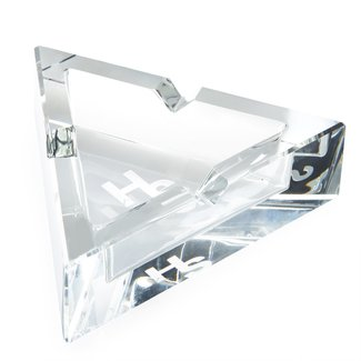Higher Standards Higher Standards Glass Ashtray - Clear