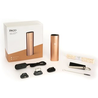 PAX Labs PAX 3 Complete Kit - Rose Gold Matte