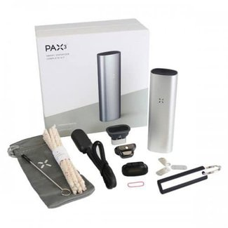 PAX Labs PAX 3 Complete Kit - Silver Matte