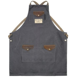 Revelry Supply Revelry - The Apron - Waxed Canvas Apron
