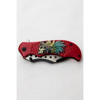 Tactical hunting knife DS7125 Red-4113