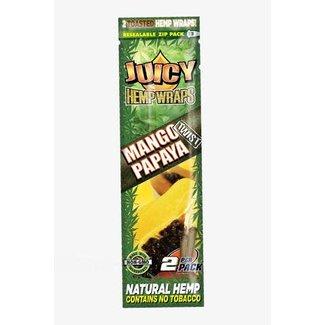 Juicy Jay's Juicy Jay's Hemp Wraps Mango Papaya