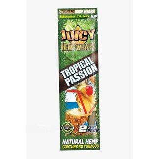 Juicy Jay's Juicy Jay's Hemp Wraps Tropical Passion