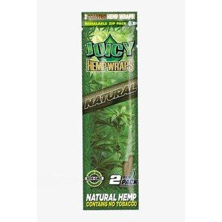 Juicy Jay's Juicy Jay's Hemp Wraps Natural