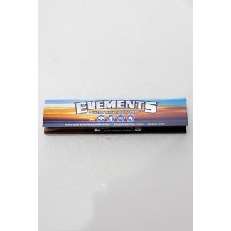 Elements Elements Ultra Thin Rice Papers King Size