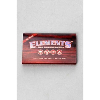 Elements Elements Sugar gum rolling papers Singlewide