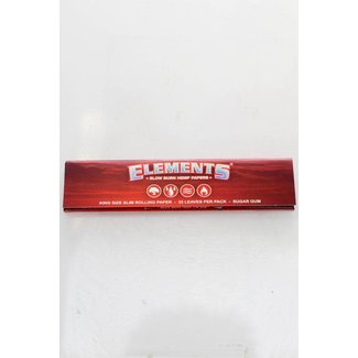 Elements Elements Sugar gum rolling papers King Size