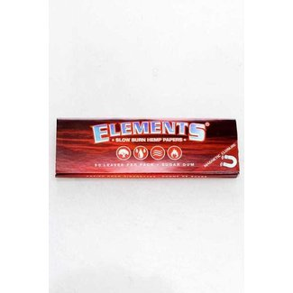 Elements Elements Sugar gum rolling papers 1 1/4