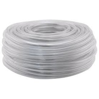 Hydro Flow Hydro Flow Vinyl Tubing Clear 1/4 in ID - 3/8 in OD 100 ft Roll
