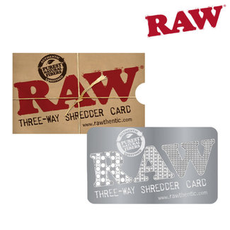 Raw Raw V-Syndicate Raw Card Grinder