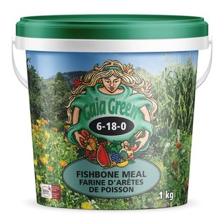 Gaia Green Gaia Green Fishbone Meal 6-18-0 1KG