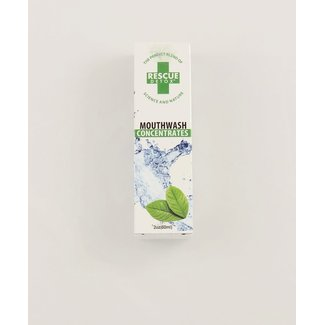 Rescue Detox Rescue Detox Mouthwash Concentrates