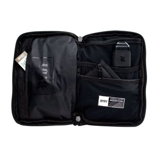 Ryot PackRatz Medium Carbon Series with SmellSafe and Lockable Technology in Black