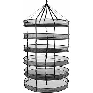 Grower's Edge Grower's Edge Dry Rack w/ Clips 3 ft